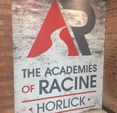 Racine Horlick High School Branding