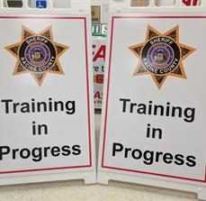 Racine County Sheriff's Department - A-Frames