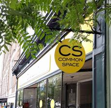 Common Space Exterior Building Signage