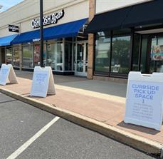 Affordable solutions for outdoor messaging