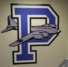 Palmerton School District Wall Graphics