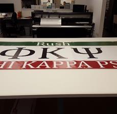 Banner for Phi Kappa Psi
