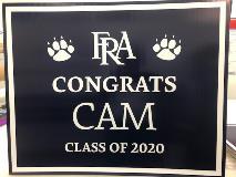 graduation yard sign 2