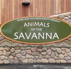 Seneca Park Zoo Monument Sign