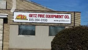 Getz Fire Sign Location