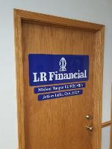 LR Financial Door