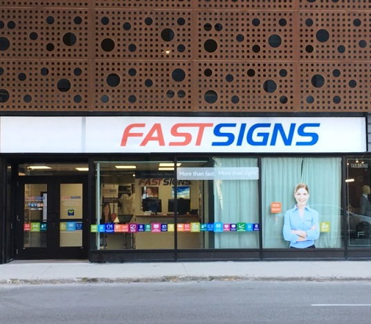 FASTSIGNS of Winnipeg, MB - Downtown Centre