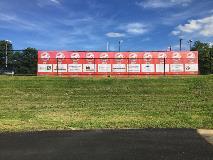 Banner - Mesh Fence - Beechwood 3