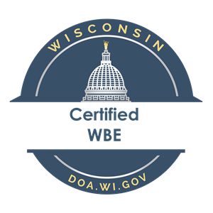Wisconsin WBE certified
