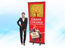 Banner Stand Retractable