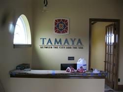 Dimensional Interior Lobby Letters
