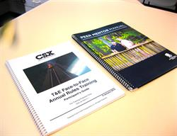 Booklets with Coil Binding Produced By FASTSIGNS Baymeadows