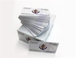 Business Cards Printed in One Day by FASTSIGNS Baymeadows