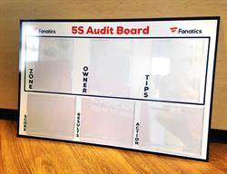 Custom  Board Created and Produced by FASTSIGNS Baymeadows