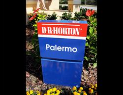 Custom Model Name Sign Produced and Installed by FASTSIGNS Baymeadows.