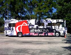 Bus Wrap Printed and Installed by FASTSIGNS Baymeadows.