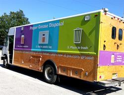 Fleet Vehicle Decal Wrap Produced and Installed by FASTSIGNS Baymeadows