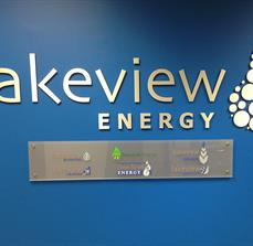 Lakeview Energy Channel Letters