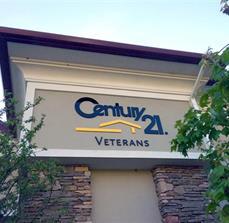 Century 21 Building Dimensional Logo
