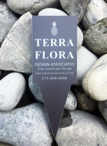 Terra Flora Design Associates landscape spike