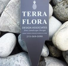 Terra Flora Design Associates landscape spike