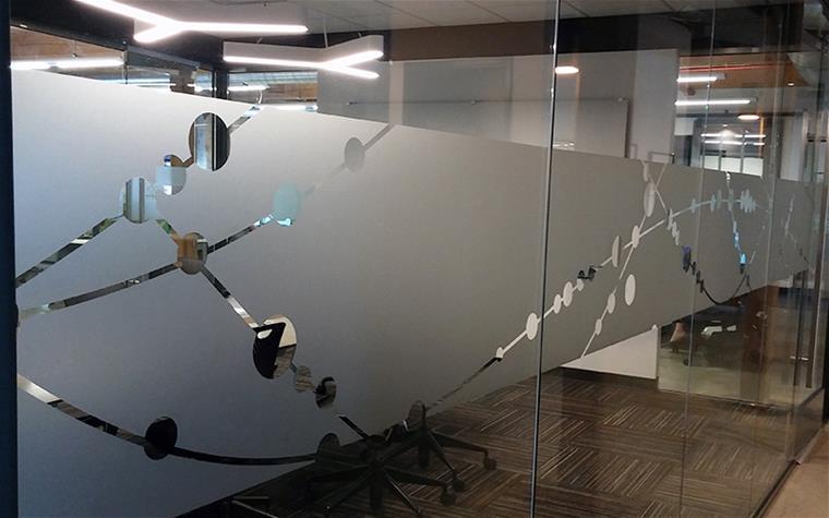 Biovid Decorative Window Graphics