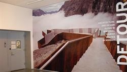 Architecture and Design Company Wall Graphics