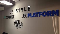 Fashion Company Dimensional Wall Letters