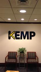 Technology/Programing Company Wall Letters