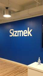Advertising Company Wall Letters