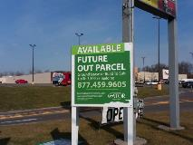 New Development For Sale Post and Panel Sign