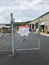 Safety and Compliance Signs for Fences and Gates