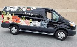 Van wrap by FASTSIGNS of Redwood City