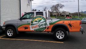 Truck wrap by FASTSIGNS of Redwood City