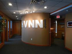 Hudson Valley News Network Interior Dimensional Letters