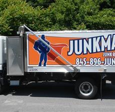 Junkman Truck Wrap