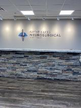 Great Lakes Neurosurgical Wall Vinyl Logo - May 2020