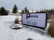 Pioneer McCarthy Flex Face Monument2 - Dec 2019