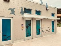 John Ball Zoo Restroom Door Graphics - June 2020