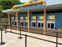 John Ball Zoo Ticket Membership Window - June 2020