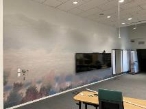 Steelcase Trefoil Area A Wall Mural - June 2020