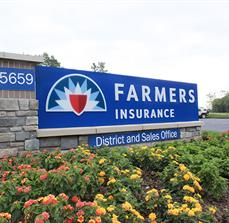 Farmers Insurance Monument Signs