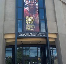 Grand Rapids Public Museum Banner