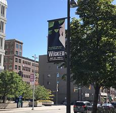 Wicked Pole Banner