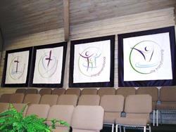 Auditorium Banners