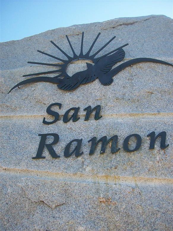 City Decorative Monument Sign