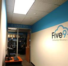 Wall Graphics in San Ramon