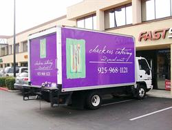 Catering Truck Graphics