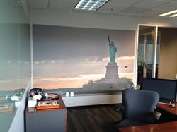 Business Service Company Wall Graphics
