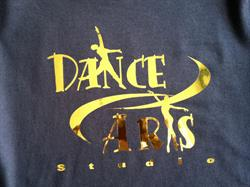Dance Studio Promotional Shirt